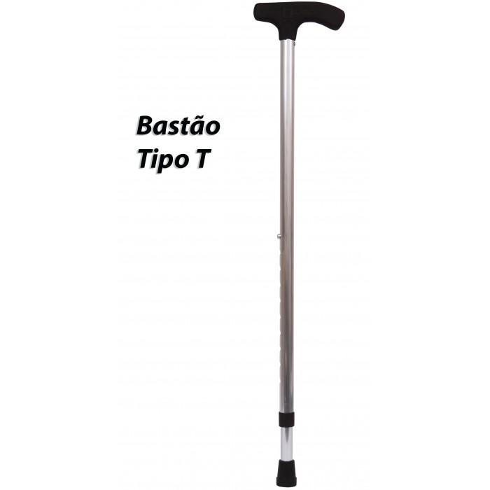 Bastão de Apoio Tipo T Fosco BTT2 - Sequencial  - Shopping Prosaúde