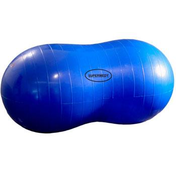 Bola Feijão 90x45cm Azul BF - Supermedy  - Shopping Prosaúde