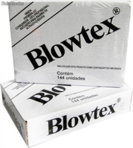 Preservativo não Lubrificado Blowtex Cx. c/144 ? Cepeo