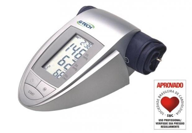 Aparelho de Pressão Digital de Braço Automático BP3AA1-1 Linha Master - G-Tech