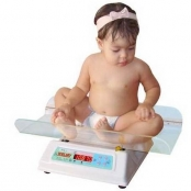 Balança Médica Digital Baby 30 Antropométrica 109E   - Welmy
