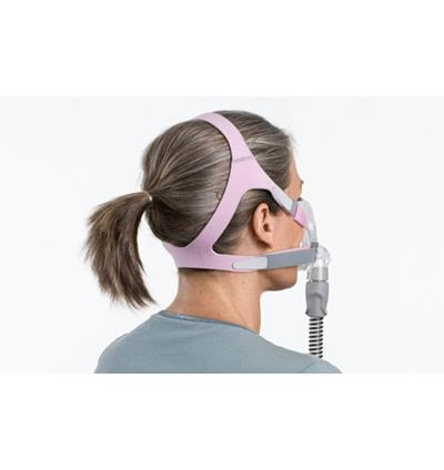 Máscara para Cpap Bipap Oronasal Mirage Quattro FX for her M - Resmed