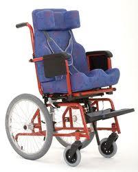 Cadeira de rodas Star Kids 30 cm - BAXMANN E JAGUARIBE  - Shopping Prosaúde