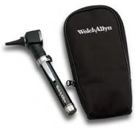 Otoscópio Pocket Junior com iluminação por fibra óptica 2,5V 22840 - Welch Allyn  - SP