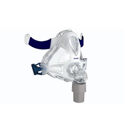 Máscara para Cpap Bipap Oronasal Mirage Quattro FX P - Resmed