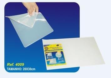Placa Siligel de 3mm  20cm á 30cm  Ref. 4009-Ortho Pauher  - Shopping Prosaúde