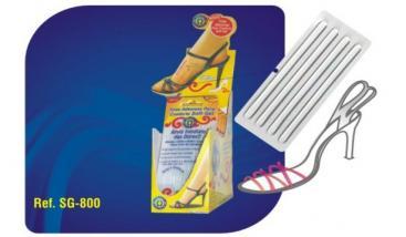 Tiras Adesivas Para Conforto Soft-Gel Cx com 12 unid. Ref. SG-800 ? Ortho Pauher  - Shopping Prosaúde