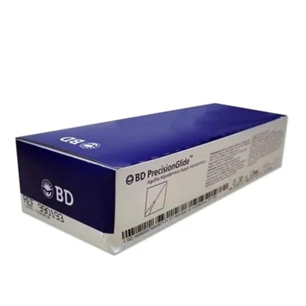 AGULHA DESCARTÁVEL 13 X 3,0 (C/100) - BD
