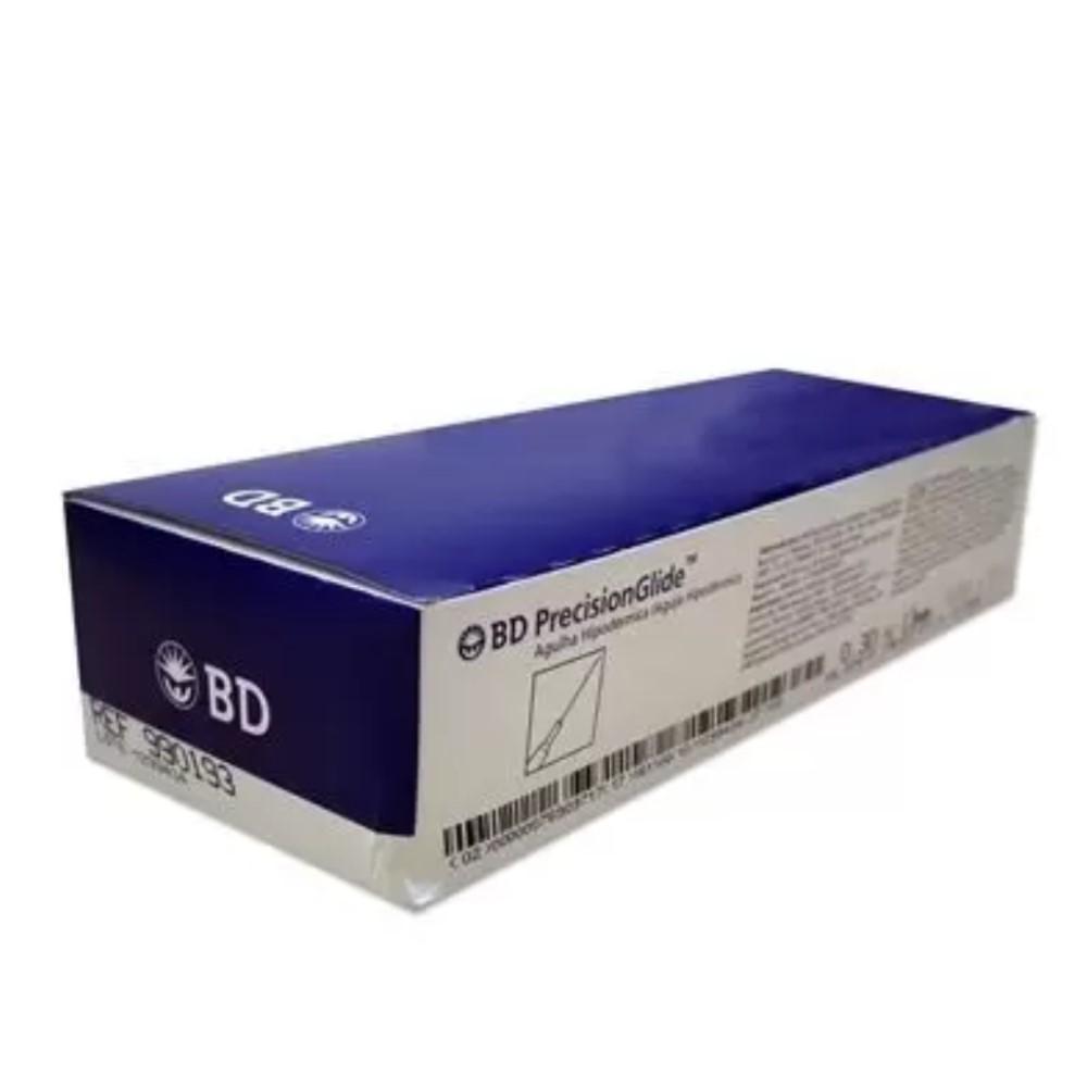AGULHA DESCARTÁVEL 30 X 7,0 (C/100) - BD