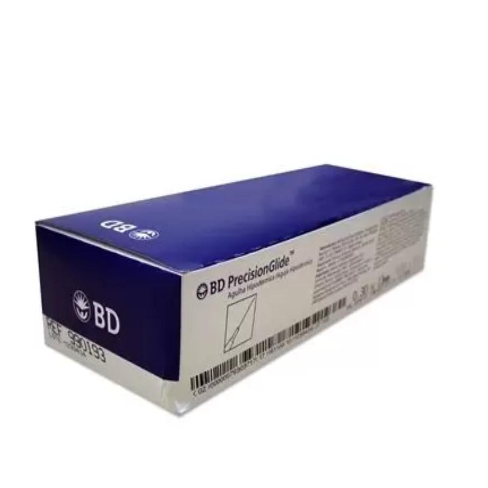 AGULHA DESCARTÁVEL 30 X 8,0 (C/100) - BD