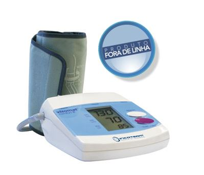 Aparelho de Pressão Digital de Braço Automático Visomat Comfort III 29835 - INCOTERM  - Shopping Prosaúde