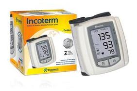 Aparelho de Pressão Digital de Pulso Automático Cardio Life - Incoterm  - SP