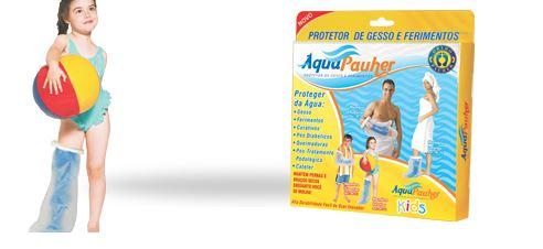 Aqua Pauher Kids para Perna Ref. AC-53  ?  Ortho Pauher  - Shopping Prosaúde