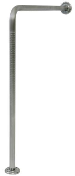 Barra em L Chão / Parede 60x50 cm - Sequencial