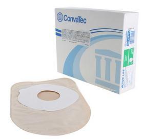 Bolsa de Colostomia Active-Life 1 Peça Fechada Pré-Cortada  38mm Opaca Und. 175771 - CONVATEC