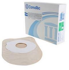 Bolsa de Colostomia Active-Life 1 Peça Fechada Pré-Cortada 50mm Opaca Und. 175773 - CONVATEC