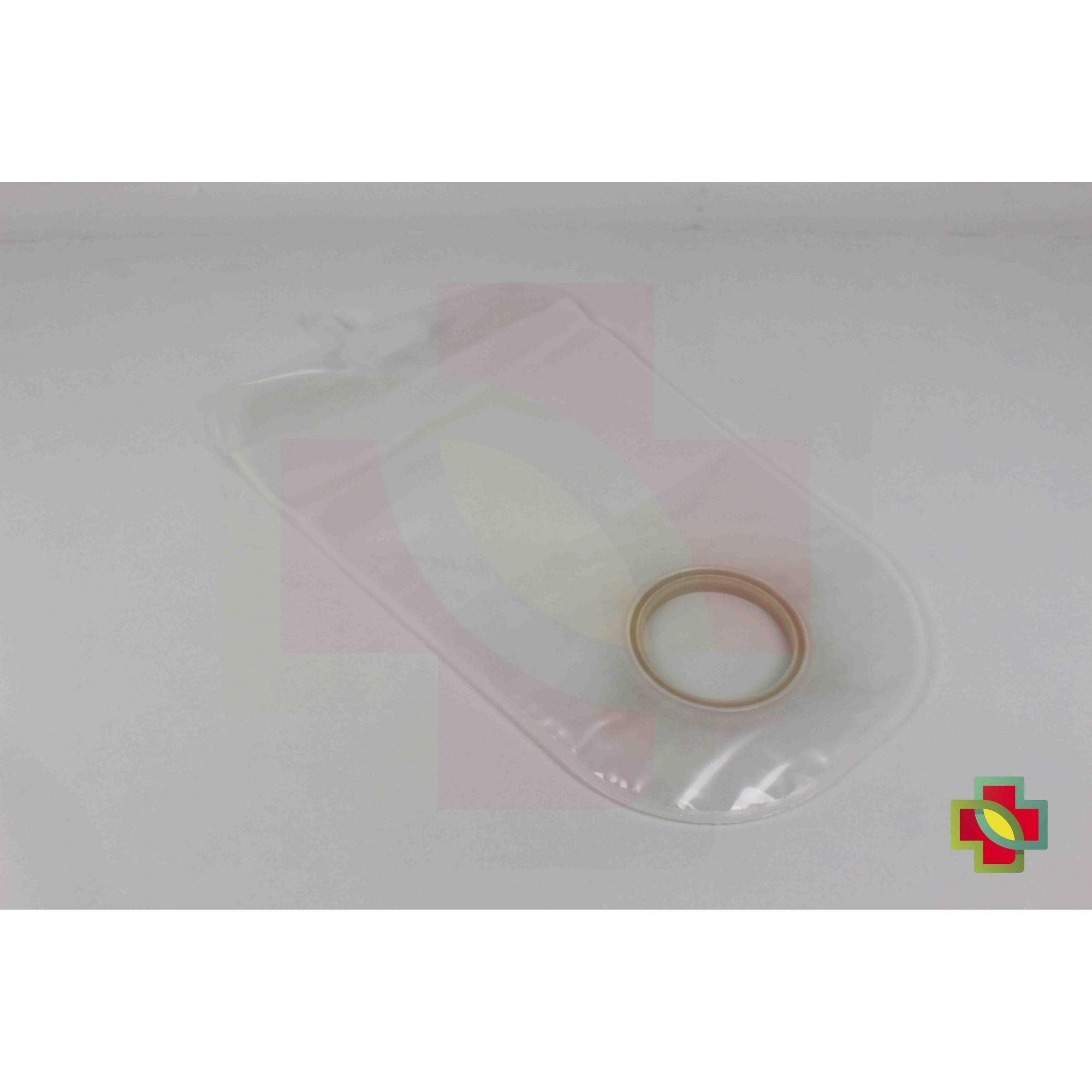 BOLSA DE UROSTOMIA SUR-FIT PLUS TRANSP.ANTI-REFLUXO 45MM (UND.) 402550 - CONVATEC