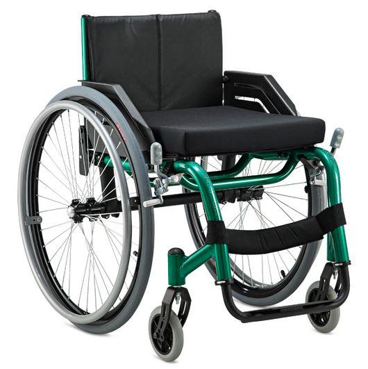 Cadeira de Rodas Alumínio Esportiva SKY - BAXMANN E JAGUARIBE  - Shopping Prosaúde