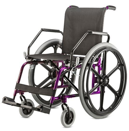 Cadeira de rodas Alumínio Free - BAXMANN E JAGUARIBE  - Shopping Prosaúde