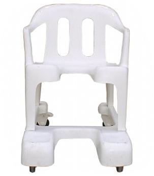 Cadeira de Rodas Higiênica Amiga - MARFINITE  - Shopping Prosaúde