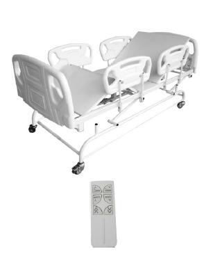 Cama Fowler Motorizada com Elevação de Leito Luxo DSM-110LX - Desematec