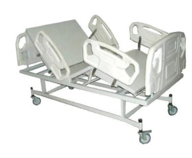 Cama Fowler Semi Luxo para Obesos DSM-010ELX - Desematec