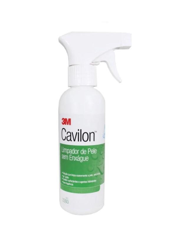 CAVILON LIMPEZA DE PELE SEM ENXÁGUE 250 ML 3380 - 3M