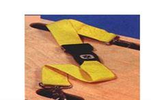 Cinto para Prancha Curta Tipo ´Automotiva´ 2,60M (Jogo com 2 Peças) FP.3222 - Marimar  - Shopping Prosaúde