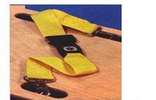 Cinto para Prancha Longa Tipo ´Automotivo´ 1,60M (Jogo com 3 Peças) FP.3221 - Marimar