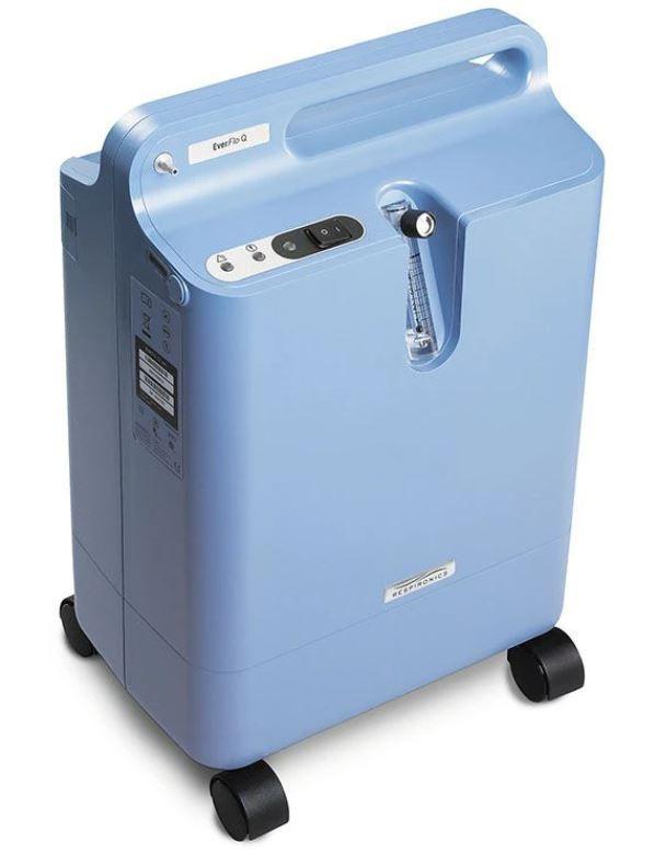 Concentrador de Oxigênio EverFlo até 5LPM 220v - Philips Respironics  - Shopping Prosaúde
