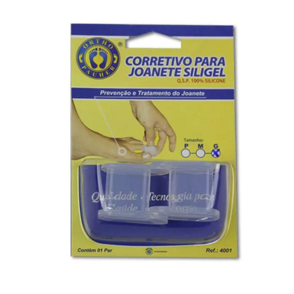 CORRETIVO PARA JOANETE SILIGEL REF. 4001 - ORTHO PAUHER