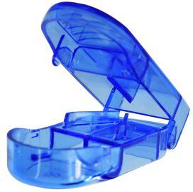 Cortador de Comprimidos Azul - Incoterm  - Shopping Prosaúde