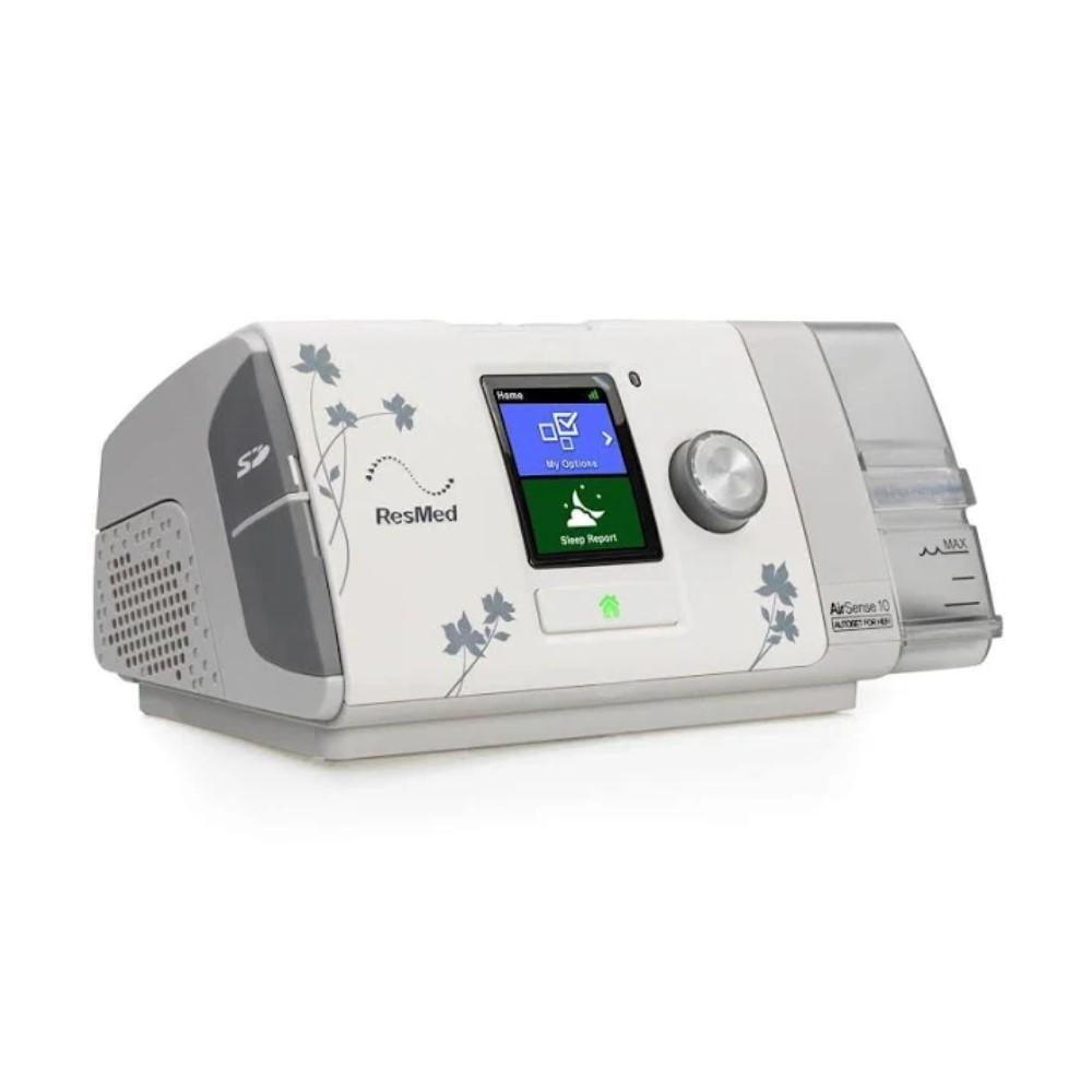 CPAP S10 AIRSENSE AUTOSET FOR HER COM UMIDIFICADOR 37288 - RESMED