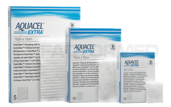 CURATIVO AQUACEL AG EXTRA 20 X 30 UND. 420679 CONVATEC