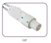 Eletrodo Multifunção PadPro  Adulto Conector HP Conmed - Macrosul