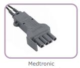 Eletrodo Multifunção PadPro  Pediátrico Conector Medtronic Conmed - Macrosul  - Shopping Prosaúde