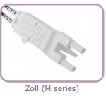 Eletrodo Multifunção PadPro Pediátrico Conector Zoll Conmed - Macrosul