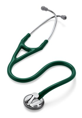 Estetoscópio Littmann Master Cardiology Verde (Hunter Green) 2165 - 3M  - SP