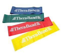 Faixa Band Loops Circular Elástica 30cm Azul TB20841 - Thera-Band