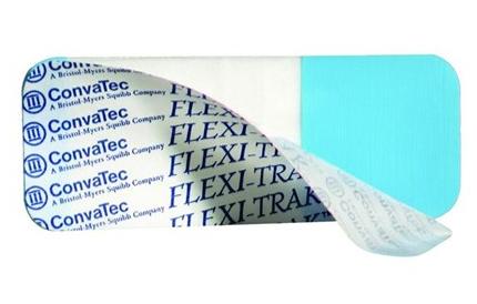 Dispositivo de para Fixação  de Cateteres Flexi-Trak 10 x 3,8 cm Und. 37449 - CONVATEC