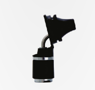 Iluminador Nasal Fibra Óptica 3.5V para Otoscópio OT8D  - MD