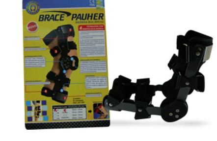 Joelheira Brace Com 2 Velcros Ref. AC-305  Ortho Pauher