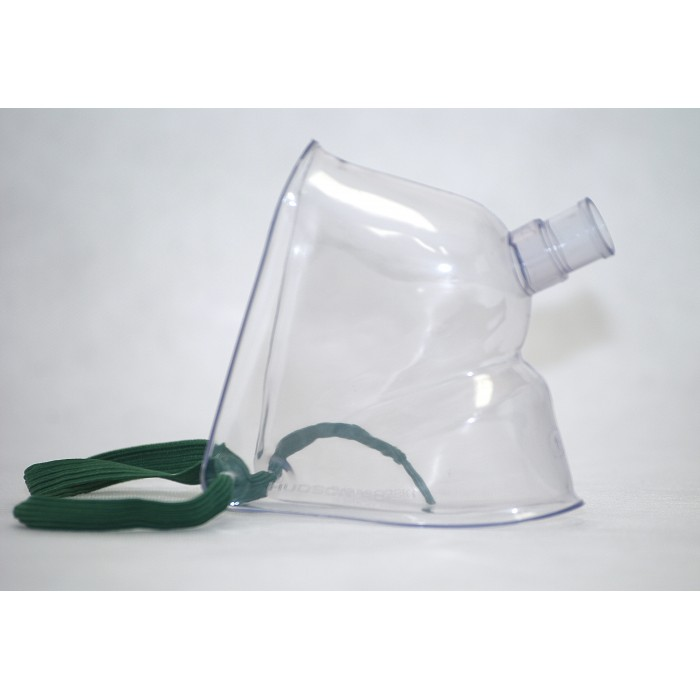 Máscara de Oxigênio Face Tenda 2 em 1 Adulto Ref. S-041-052 - MD