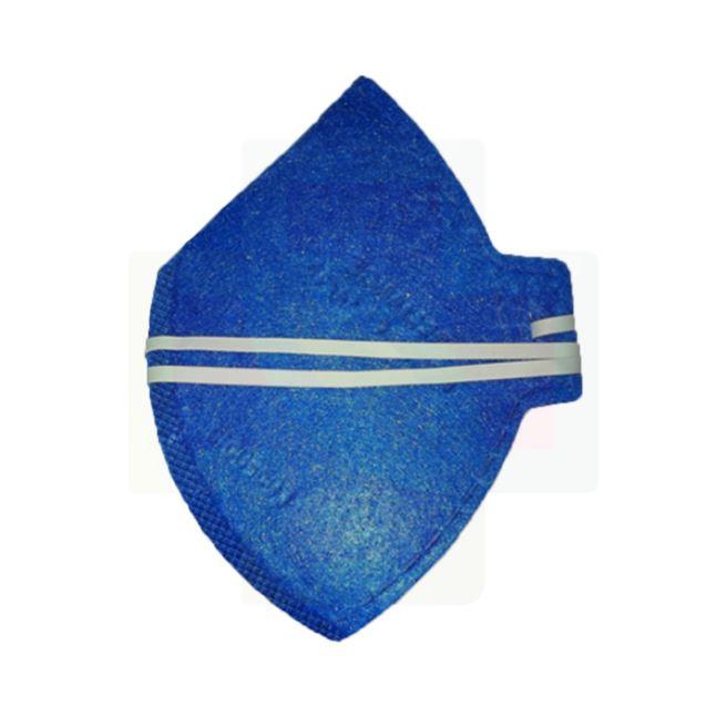 MÁSCARA DE PROTEÇÃO PFF2-S AZUL DOBRÁVEL - A.L.L.I.A.N.C.E