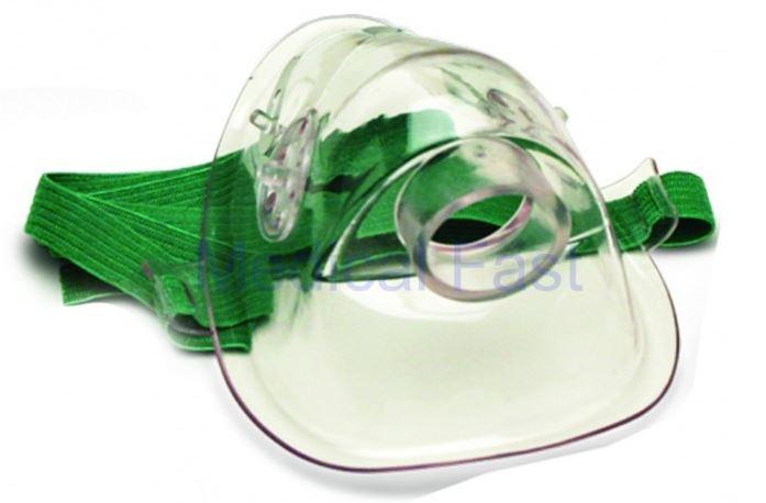 Máscara de PVC Flexível  Adulto C920LA - Omron