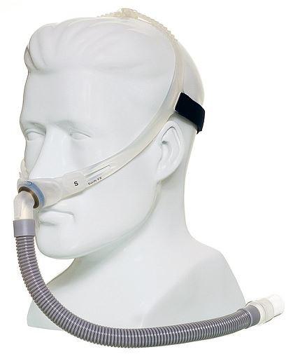 Máscara para CPAP BIPAP Nasal Swift FX Standard 61500 -  Resmed