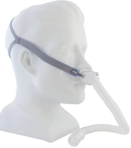 MÁSCARA PARA CPAP BIPAP NASAL AIRFIT P10 PILLOW (P;M;G) - RESMED