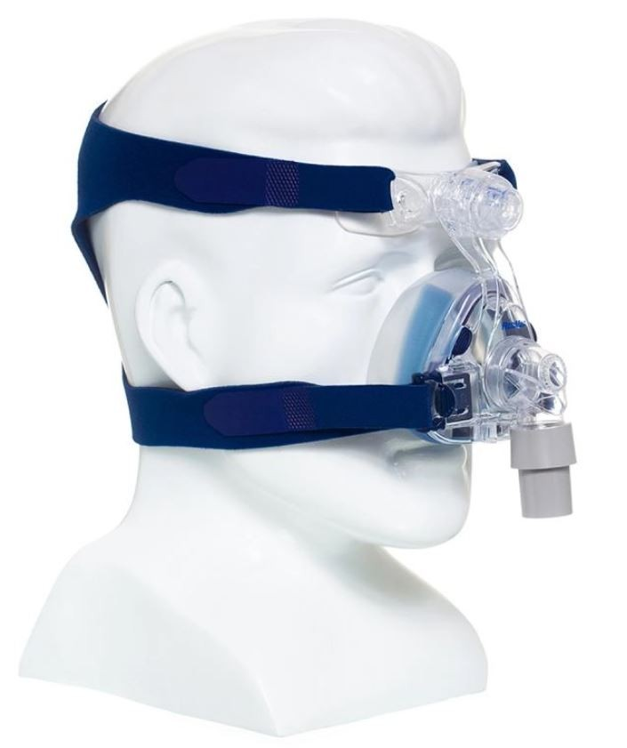 MÁSCARA PARA CPAP BIPAP NASAL MIRAGE SOFTGEL L GRANDE 61602 - RESMED