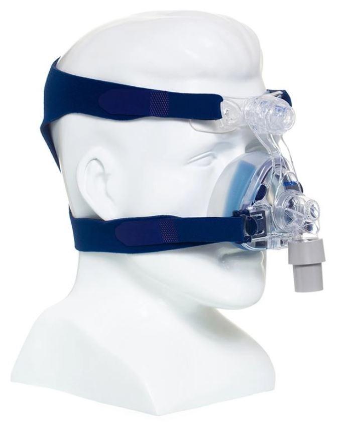 MÁSCARA PARA CPAP BIPAP NASAL MIRAGE SOFTGEL LW EXTRA GRANDE 61603 - RESMED