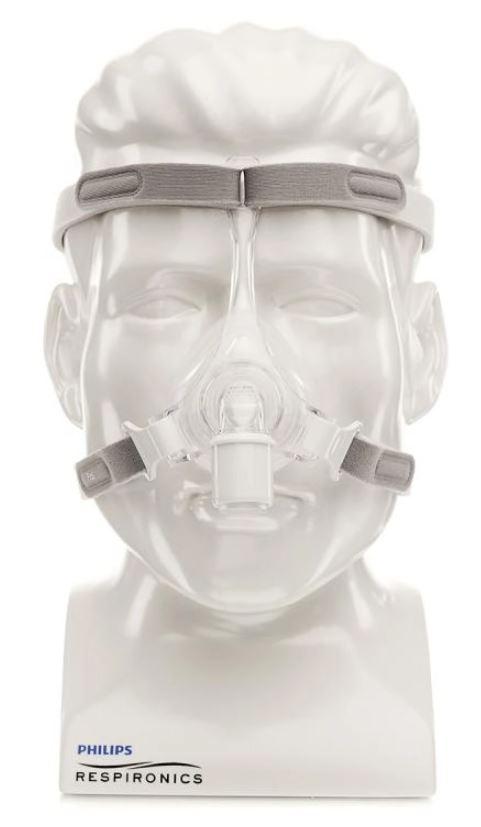 MÁSCARA PARA CPAP BIPAP NASAL PICO G 1104916 - PHILIPS RESPIRONICS